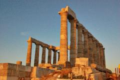Temple-of-Poseidon-sunset-1-web