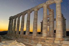 Temple-of-Poseidon-sunset-2-web